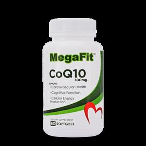 coq10 100 mg cápsulas blandas