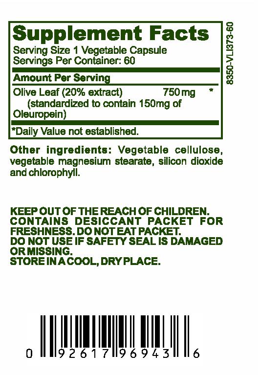 olive leaf facts