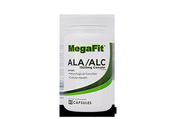 ALA/ALC 1500mg Complex