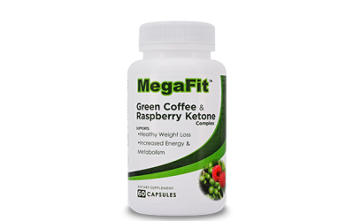 Green Coffee & Raspberry Ketone Complex