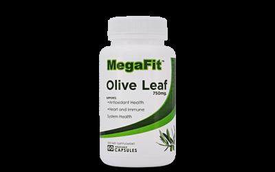 Olive Leaf 750mg