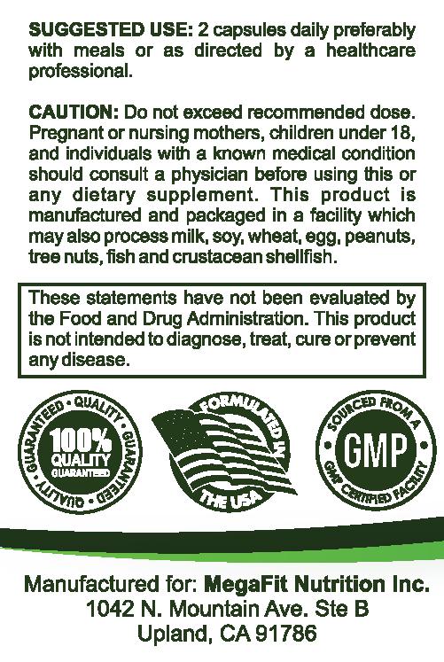 ala nutrition supplement