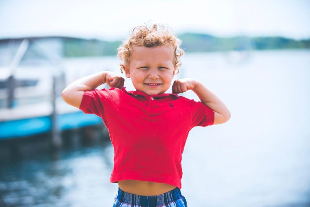 Multivitamin gummies for toddlers
